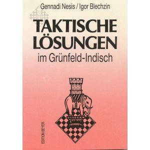 Taktische Lösungen im Grünfeld-Indisch