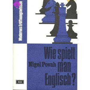 Wie spielt man Englisch?