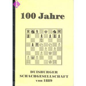 100 Jahre Duisburger Schachgesellschaft von 1889