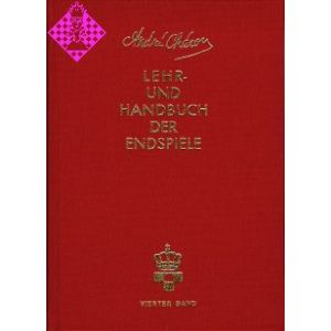 Lehr- und Handbuch der Endspiele IV 4