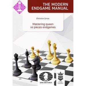 Mastering queen vs pieces endgames