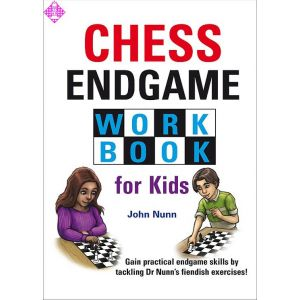 Chess Endgame Workbook for Kids