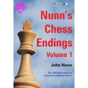 Nunn's Chess Endings - Vol. 1
