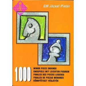 1000 Leichtfigurenendspiele / Minor Piece Endings