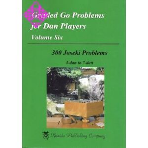 Graded Go Problems for Dan Players, Vol. 6