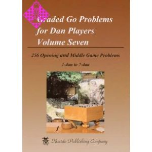 Graded Go Problems for Dan Players Vol. 7