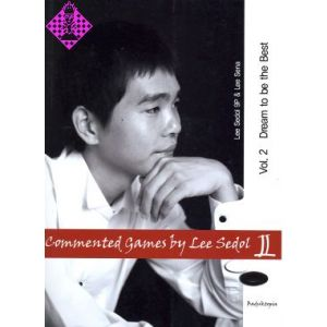 Commented games by Lee Sedol Vol. 2