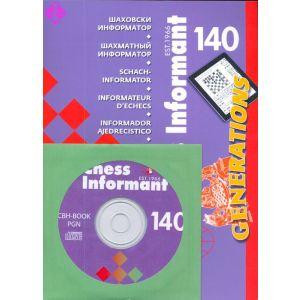 Informator 140 / Buch plus CD