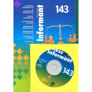 Informator 143 / Buch plus CD