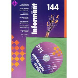 Informator 144 / Buch plus CD