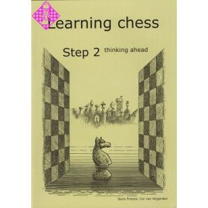 Learning Chess Step 2 thinking ahead