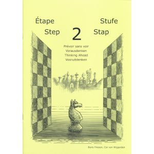 Schach lernen - Stufe 2 Vorausdenken