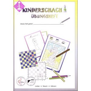 Kinderschach - Übungsheft