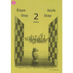 Schach lernen - Étape/Stufe/Step/Stap 2 extra