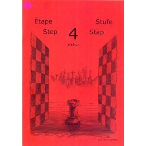 Schach lernen - Stufe 4 extra (Step/Stap/Étape)