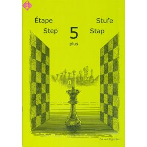 Schach lernen - Stufe 5 plus (Step/Stap/Étape)