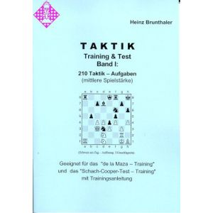 Taktik - Training & Test / Band I