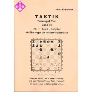 Taktik - Training & Test / Band III