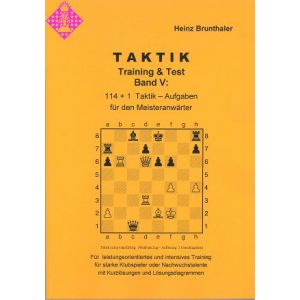 Taktik - Training & Test / Band V