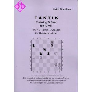 Taktik - Training & Test / Band VII