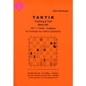 Taktik - Training & Test / Band VIII