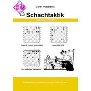 Schachtaktik - Jahrbuch 2016