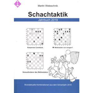 Schachtaktik - Jahrbuch 2019