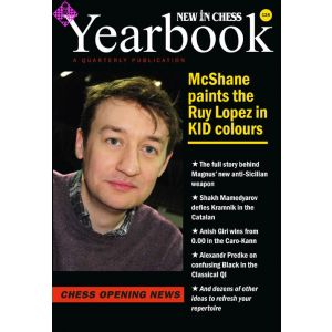New in Chess Yearbook 128 -softcover-