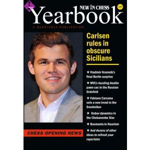 New in Chess Yearbook 130 -hardcover-