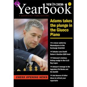 New in Chess Yearbook 133 -paperback-