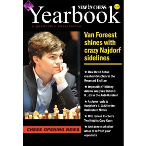 New in Chess Yearbook 134 -hardcover-