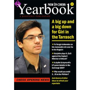 New in Chess Yearbook 136 (hc)