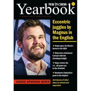 New in Chess Yearbook 137-140 (pb)
