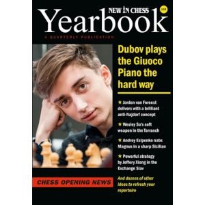 New in Chess Yearbook 138 (hc)