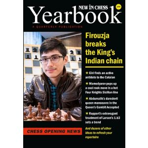 New in Chess Yearbook 140 (pb)