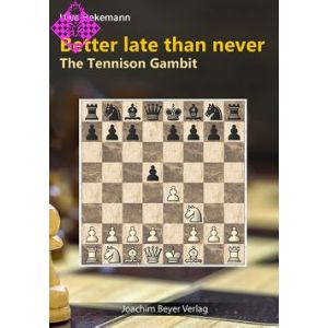 Better late then never - The Tennison Gambit