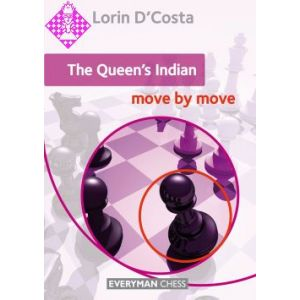 The Queen´s Indian: Move by Move