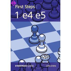 First Steps: 1 e4 e5