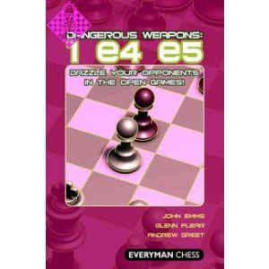 1. e4 e5