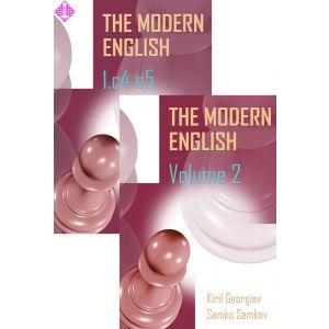 The Modern English vol. 1 + 2
