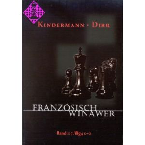 Französisch - Winawer 7.Dg4 0-0 1