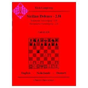 Sizilianische Verteidigung - 2. f4