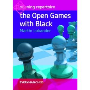 The Open Games with Black