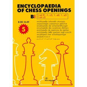 Enzyklopädie der Schacheröffnungen BI