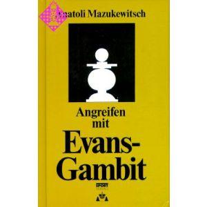Angreifen mit Evans-Gambit