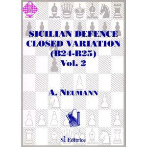 Sicilian Defence / Closed Variation 2
