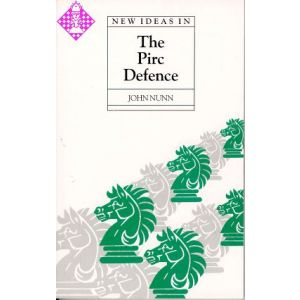 New Ideas in the Pirc Defence - reprint approx. 20