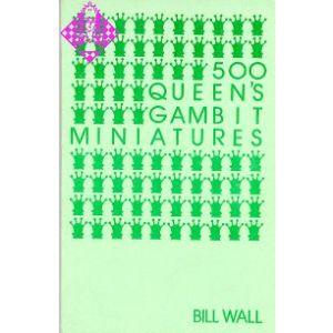 500 Queens Gambit Miniatures 1