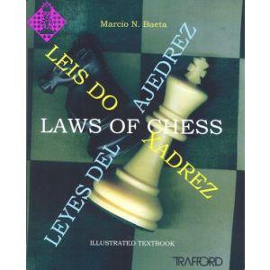 Laws of Chess / Leyes del Ajedrez / Leis do Xadrez