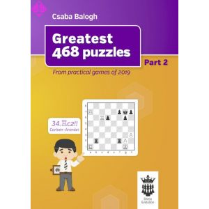 Greatest 468 Puzzles 2019 - part 2
